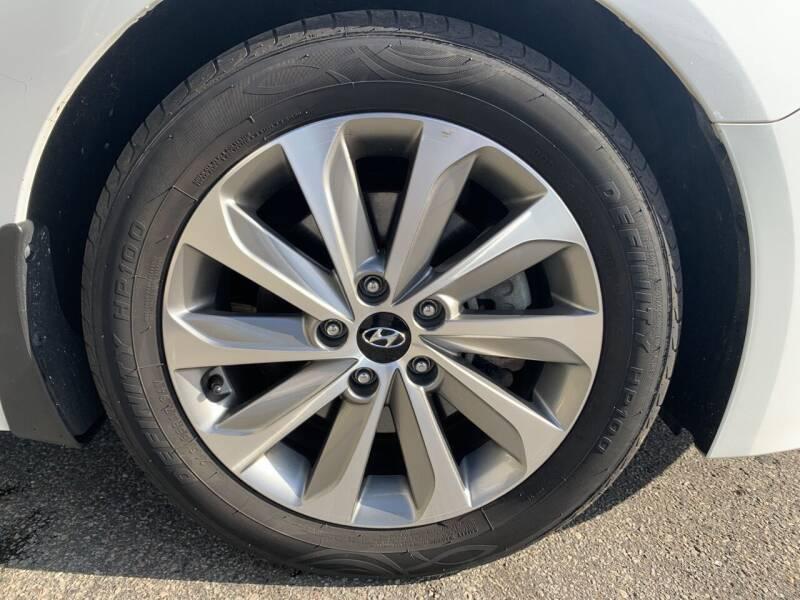 2016 Hyundai Sonata Sport 4dr Sedan - Paterson NJ