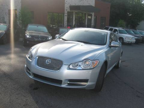2009 Jaguar XF for sale at Atlanta Unique Auto Sales in Norcross GA