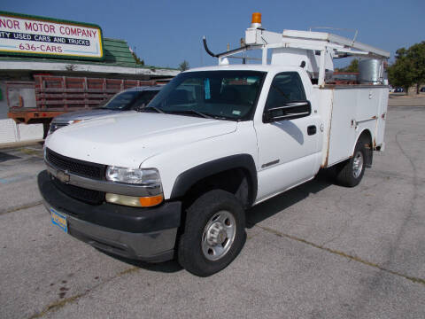 2002 Chevrolet Silverado 2500HD for sale at Governor Motor Co in Jefferson City MO