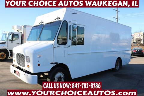 2015 Freightliner MT35 Chassis for sale at Your Choice Autos - Waukegan in Waukegan IL