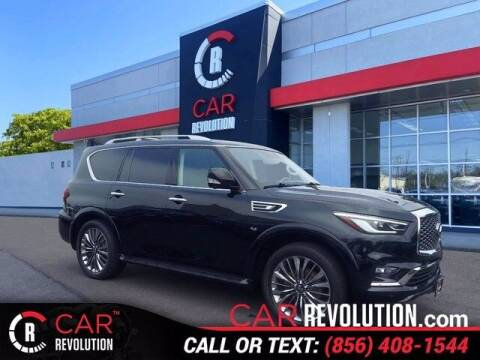 2018 Infiniti QX80 for sale at Car Revolution in Maple Shade NJ