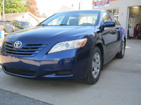 2009 Toyota Camry for sale at Joe's Auto Sales & Service in Cumberland RI