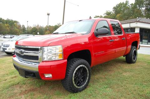 2008 Chevrolet Silverado 1500 for sale at Modern Motors - Thomasville INC in Thomasville NC