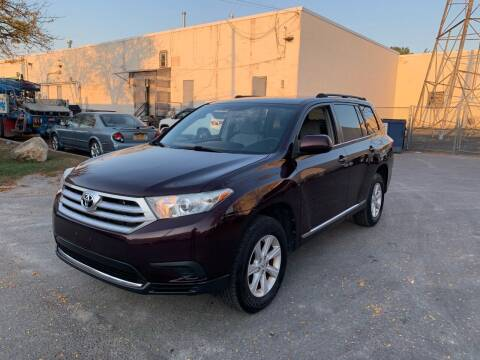 2013 Toyota Highlander for sale at Adams Motors INC. in Inwood NY