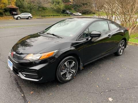 2015 Honda Civic for sale at Car World Inc in Arlington VA