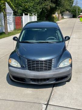 2002 Chrysler PT Cruiser for sale at Suburban Auto Sales LLC in Madison Heights MI