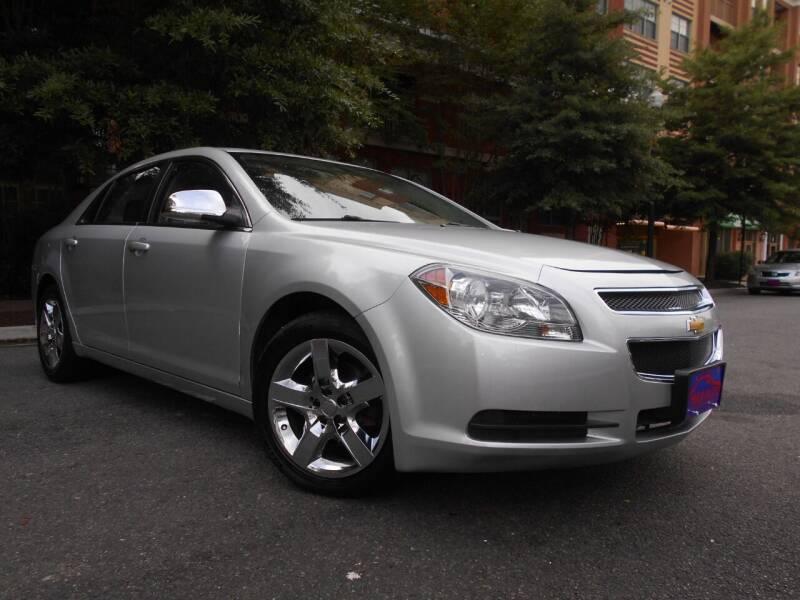 2012 Chevrolet Malibu for sale at H & R Auto in Arlington VA
