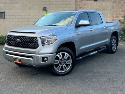2018 Toyota Tundra for sale at Somerville Motors in Somerville MA