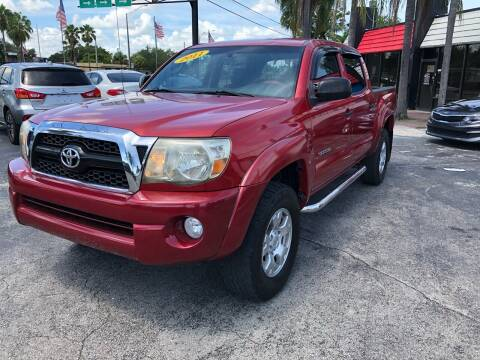 2011 Toyota Tacoma for sale at Gtr Motors in Fort Lauderdale FL
