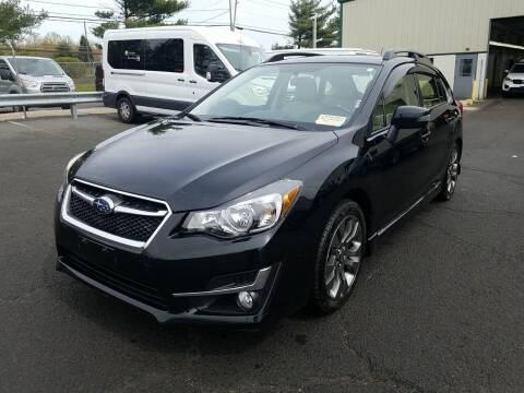2016 Subaru Impreza for sale at Cj king of car loans/JJ's Best Auto Sales in Troy MI