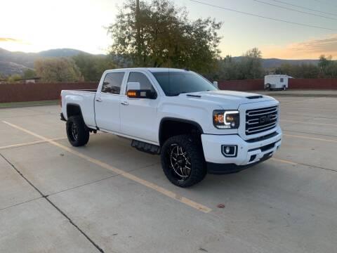 2018 GMC Sierra 2500HD for sale at Hoskins Trucks in Bountiful UT