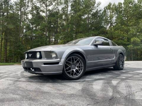 2007 Ford Mustang for sale at El Camino Auto Sales - Global Imports Auto Sales in Buford GA