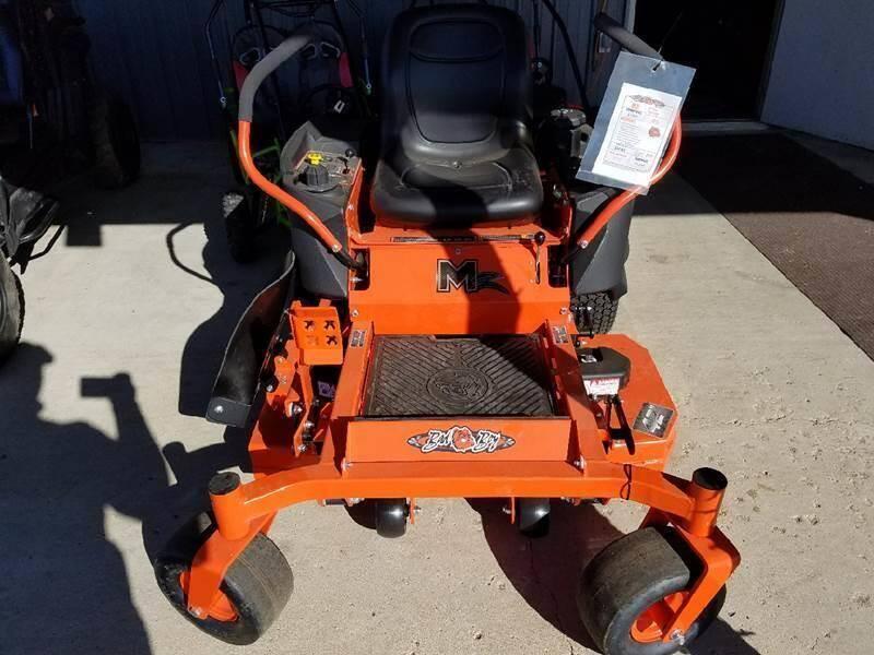 "2020 Bad Boy MZ 42"" with Kolar 725cc for sale at Toy Barn Motors in New York Mills MN"
