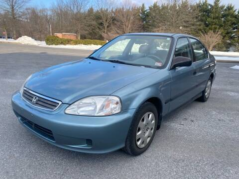 1999 Honda Civic for sale at PREMIER AUTO SALES in Martinsburg WV