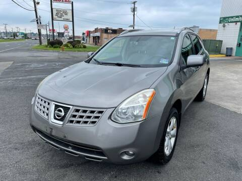 2008 Nissan Rogue for sale at MFT Auction in Lodi NJ