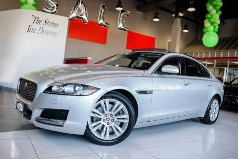 2017 Jaguar XF for sale at Quality Auto Center in Springfield NJ