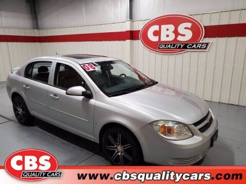 2008 Chevrolet Cobalt for sale at CBS Quality Cars in Durham NC