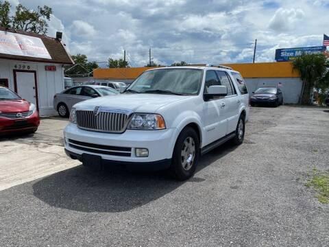 2006 Lincoln Navigator for sale at CENTRAL FLORIDA AUTO MART LLC in Orlando FL