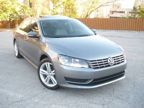 2014 Volkswagen Passat for sale at Autobahn Motors USA in Kansas City MO
