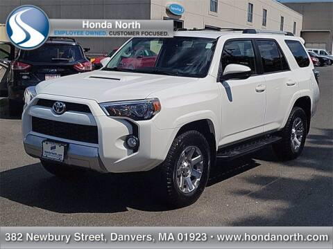 2015 Toyota 4Runner for sale at 1 North Preowned in Danvers MA