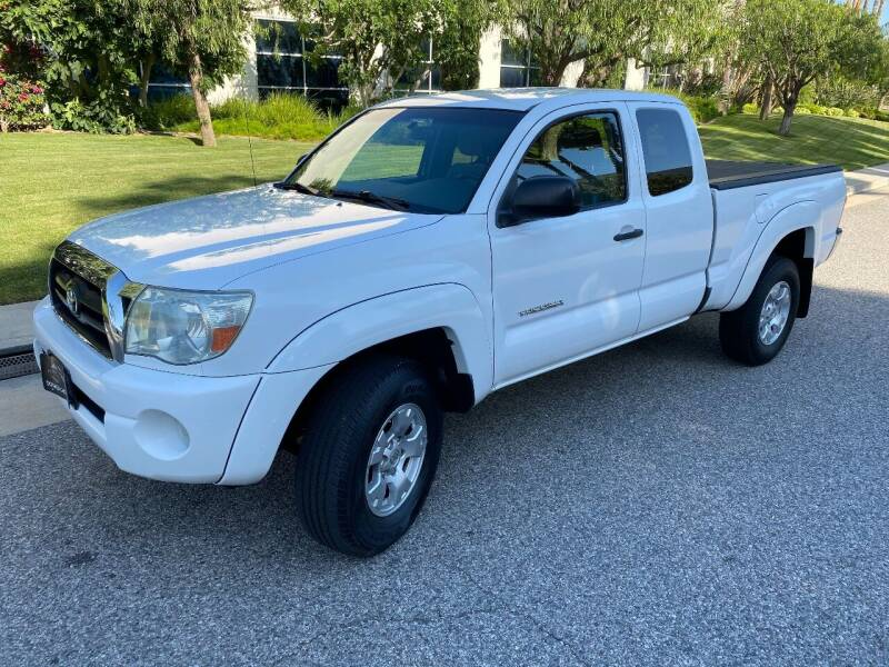 2006 Toyota Tacoma for sale at Donada  Group Inc in Arleta CA