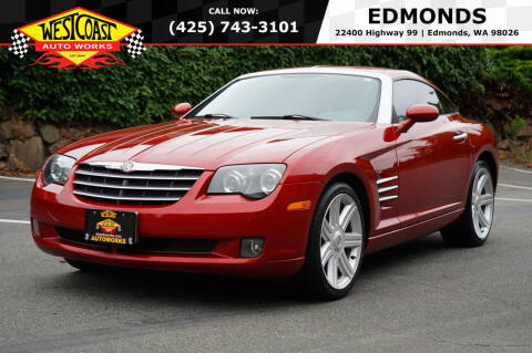 2004 Chrysler Crossfire for sale at West Coast Auto Works in Edmonds WA