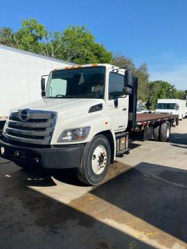 2016 Hino 338 for sale at DEBARY TRUCK SALES in Sanford FL