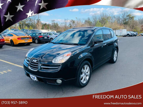 2006 Subaru B9 Tribeca for sale at Freedom Auto Sales in Chantilly VA