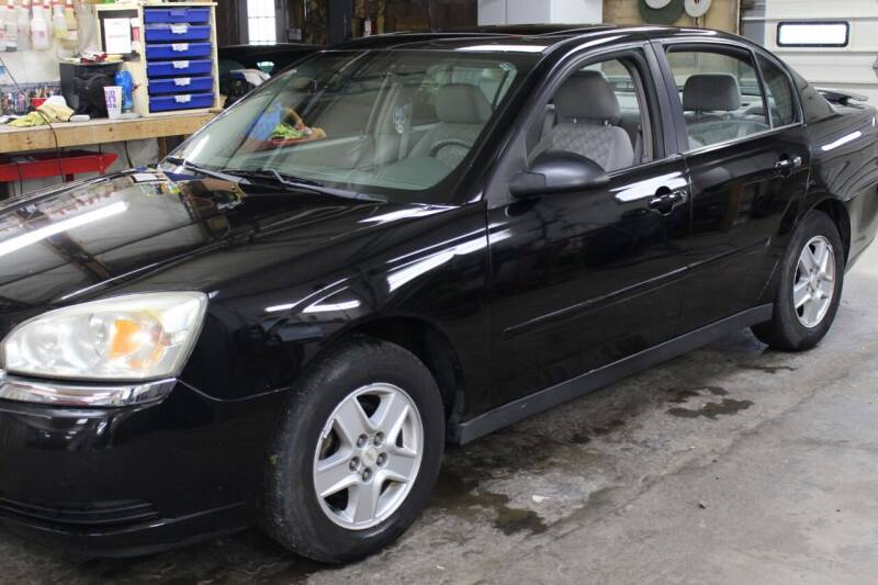 2004 Chevrolet Malibu for sale at Bowman Auto Sales in Hebron OH