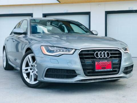 2014 Audi A6 for sale at Avanesyan Motors in Orem UT