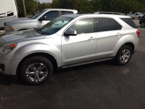 2015 Chevrolet Equinox for sale at Economy Motors in Muncie IN
