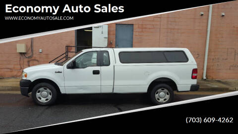2008 Ford F-150 for sale at Economy Auto Sales in Dumfries VA