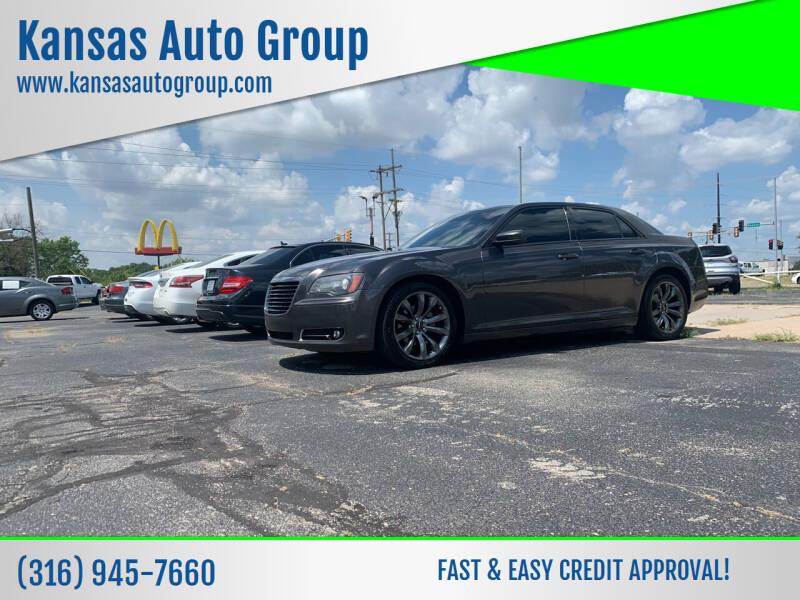 2014 Chrysler 300 for sale at Kansas Auto Group in Wichita KS