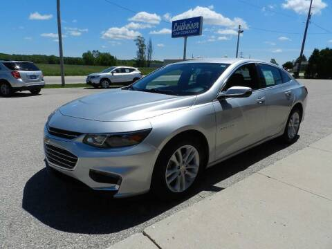 2018 Chevrolet Malibu for sale at Leitheiser Car Company in West Bend WI