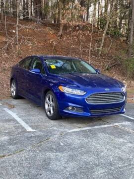 2015 Ford Fusion for sale at Assistive Automotive Center in Durham NC