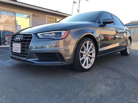 2016 Audi A3 for sale at Cars 2 Go in Clovis CA