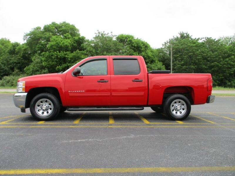 2013 Chevrolet Silverado 1500 for sale at A & P Automotive in Montgomery AL