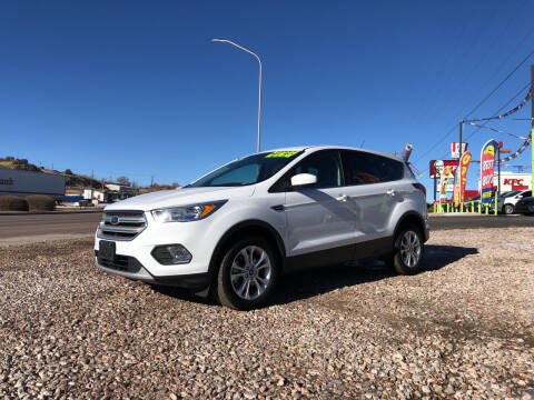 2019 Ford Escape for sale at 1st Quality Motors LLC in Gallup NM
