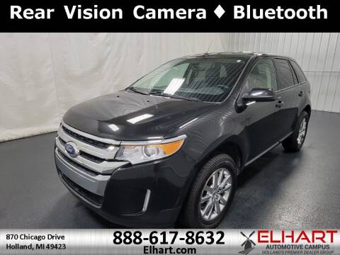 2014 Ford Edge for sale at Elhart Automotive Campus in Holland MI