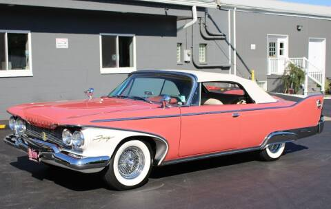 1960 Plymouth Fury for sale at Great Lakes Classic Cars & Detail Shop in Hilton NY