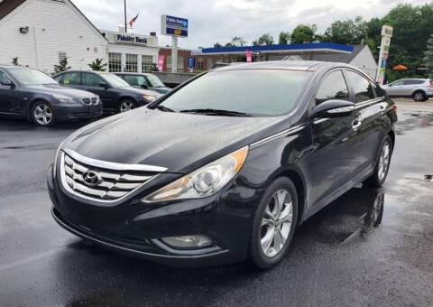 2012 Hyundai Sonata for sale at K Tech Auto Sales in Leominster MA