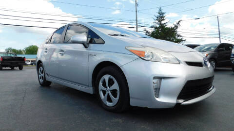 2012 Toyota Prius for sale at Action Automotive Service LLC in Hudson NY
