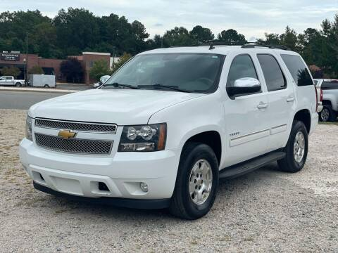 2014 Chevrolet Tahoe for sale at DAB Auto World & Leasing in Wake Forest NC