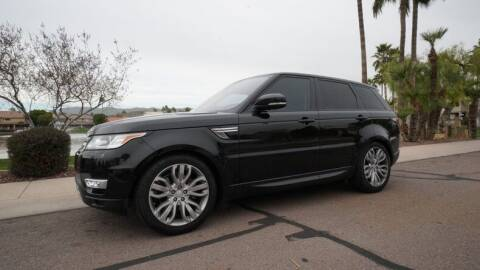 2017 Land Rover Range Rover Sport for sale at B5 Motors in Gilbert AZ