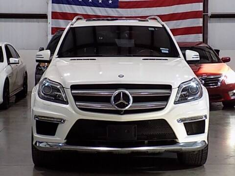 2014 Mercedes-Benz GL-Class for sale at Texas Motor Sport in Houston TX