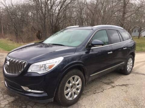 2015 Buick Enclave for sale at Varco Motors LLC in Denison KS