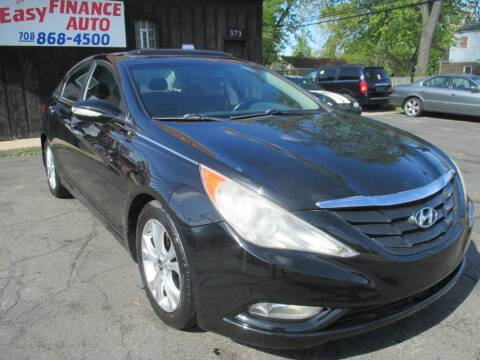 2013 Hyundai Sonata for sale at EZ Finance Auto in Calumet City IL