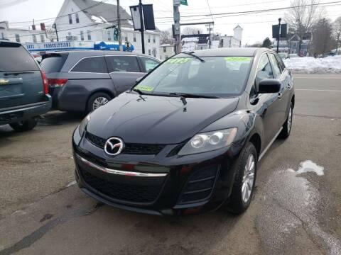 2010 Mazda CX-7 for sale at TC Auto Repair and Sales Inc in Abington MA