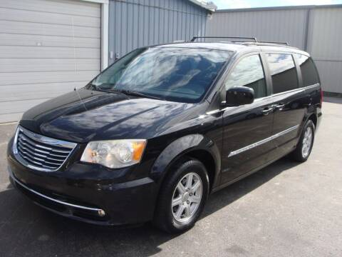 2012 Chrysler Town and Country for sale at Driving Xcellence in Jeffersonville IN
