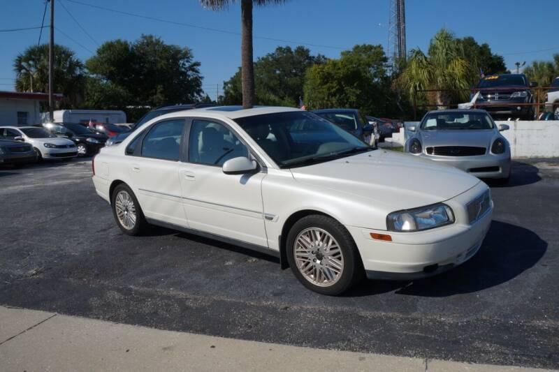 2003 Volvo S80 for sale at J Linn Motors in Clearwater FL